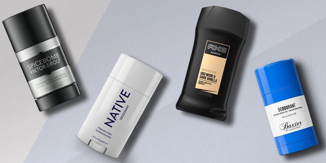 best deodorant for men